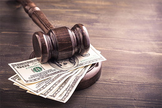 Civil suit for recovery of money